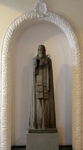 Скульптура Петра Могили